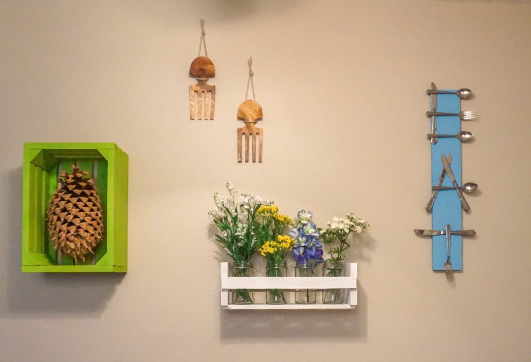 Three DIY Projects For My Kitchen