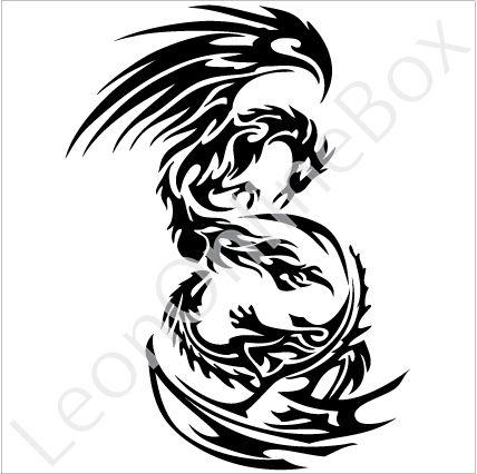 Photo By Nathalie La Li Lu Le Lo Phoenix Tattoo Tribal Tattoos Dragon Tattoo Images