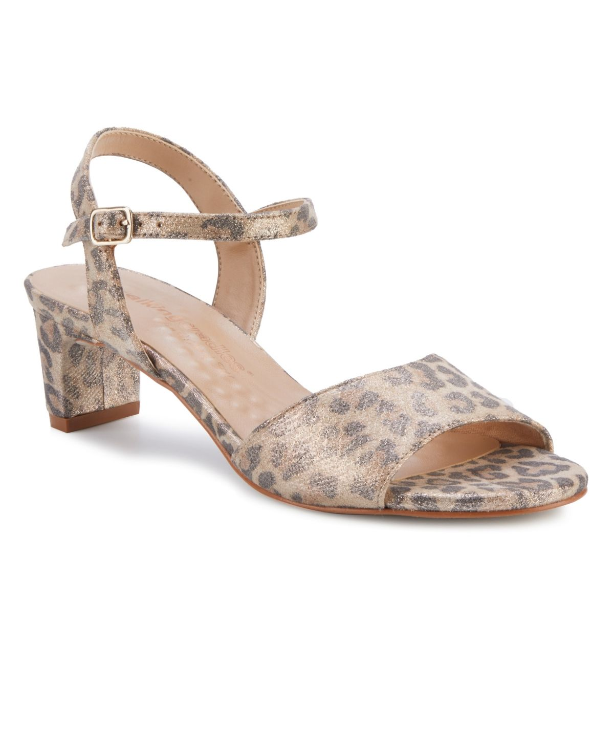 Leap into total comfort with Lydia.A gorgeous dressy sandal just in time for a blooming new season, Lydia is available in a variety of unique colors and materials. Featuring an adjustable quarter strap and our signature tiny pillows construction, you'll spring forward into endless comfort bliss.