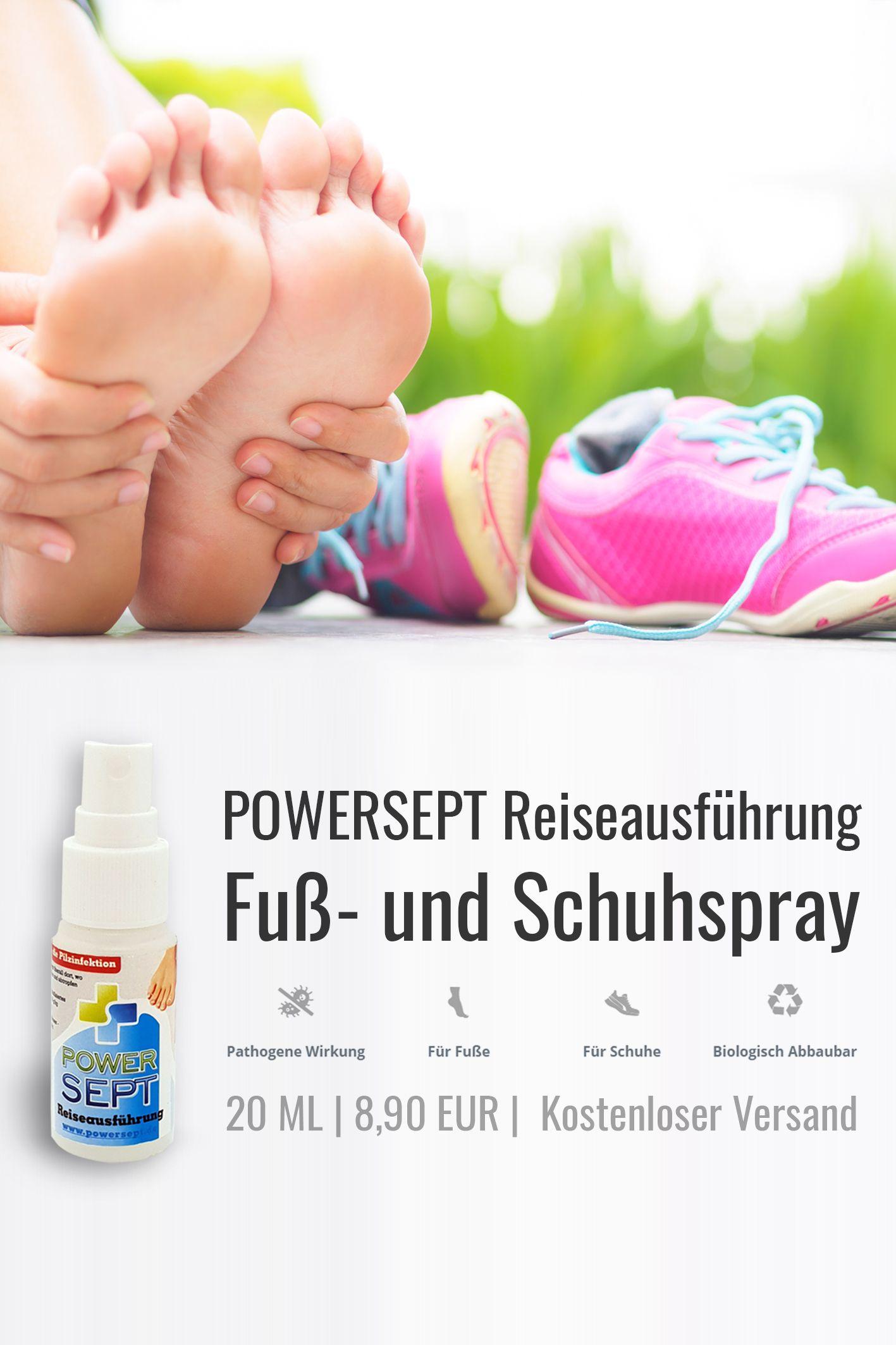 Powersept Reiseausf Hrung Spray Mit Pathogener Wirkung Zerst Rt