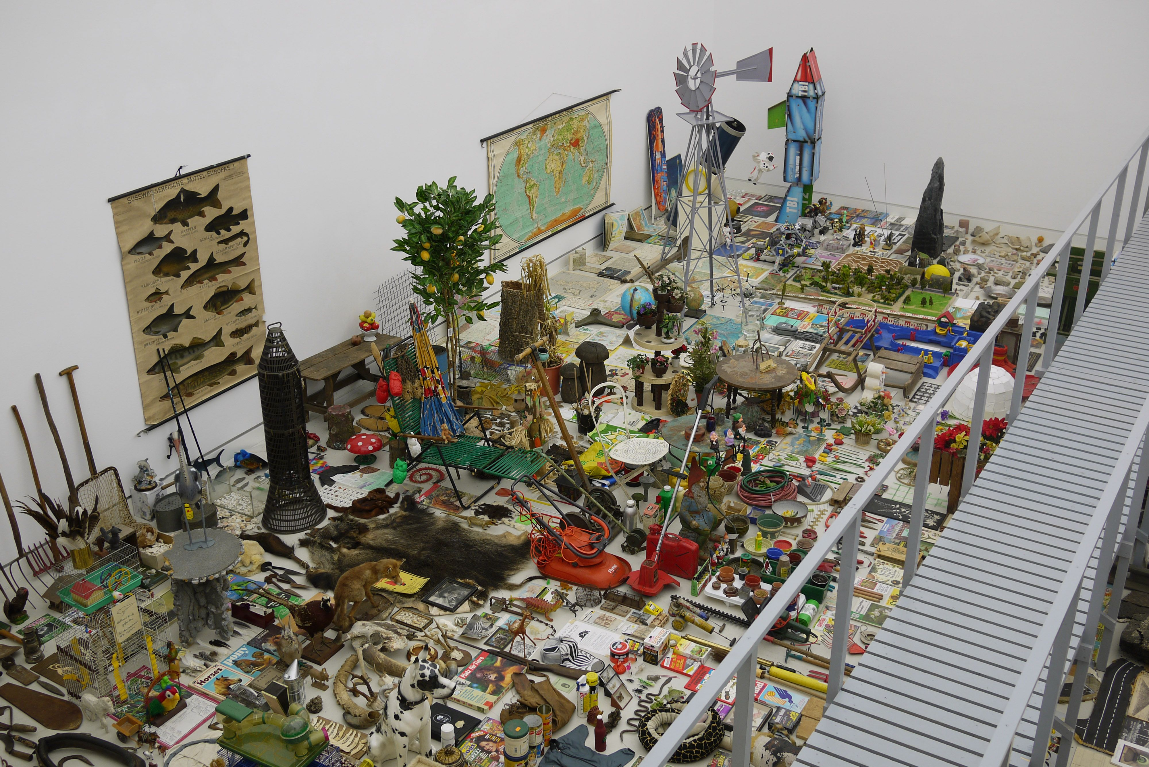 Vom Jedem Eins Werkschau Karsten Bott Kunsthalle Mainz Mainz Kunst Halle