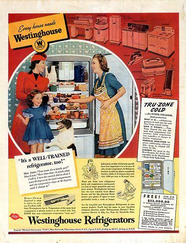 Westinghouse Refrigerators