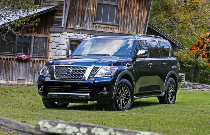 2020 Nissan Armada Platinum Interior Review And Price