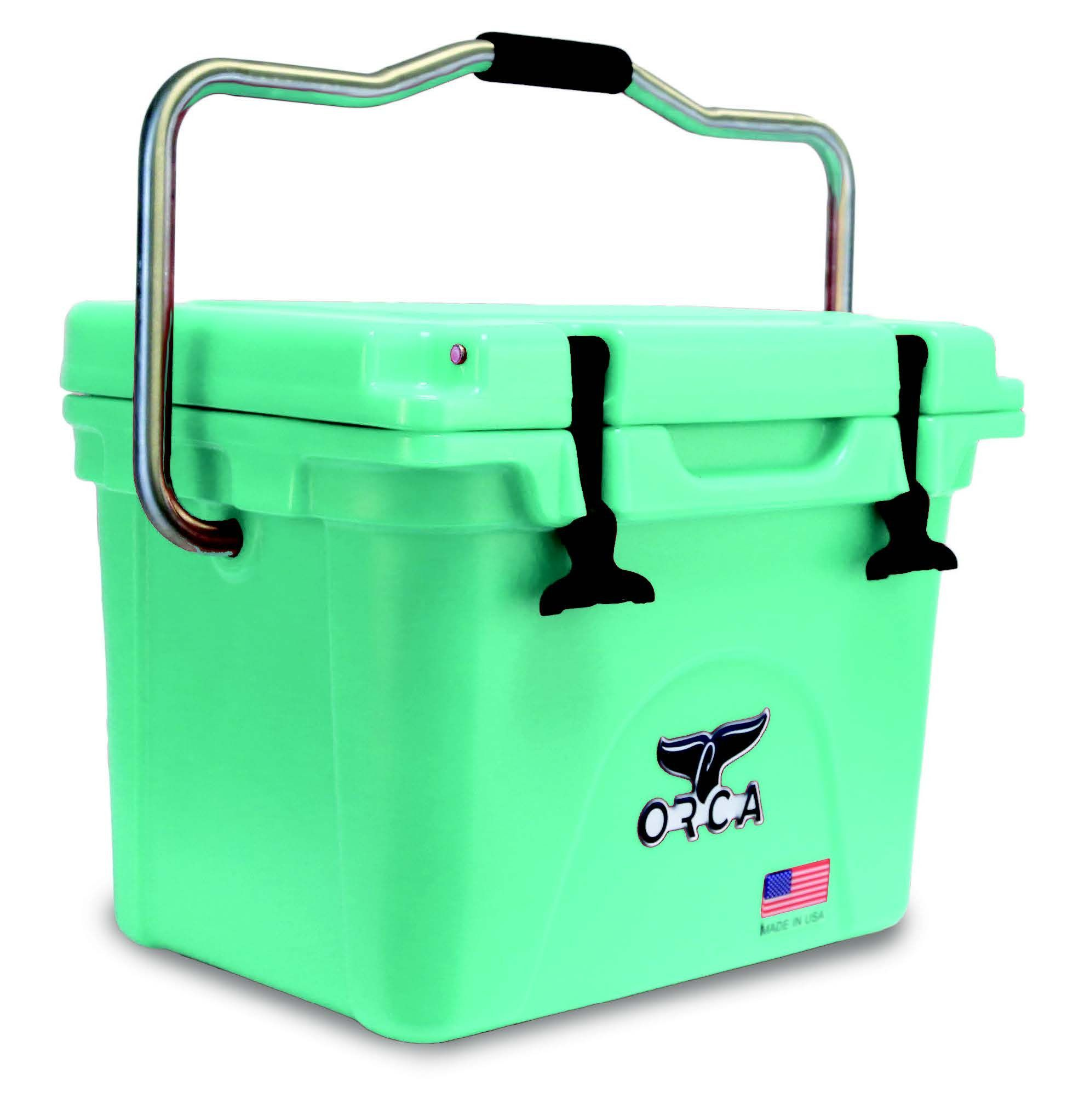 Orca Official Team Color Cooler 20 Qt Special Order Special Ordernon Stock Item Usually Delivered Within 2 Weeks Orca Cooler Orca Team Colors