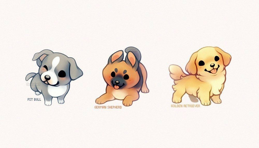 Pin By Katie Parris On Doodles Cute Dog Drawing Dog Drawing Kawaii Animals
