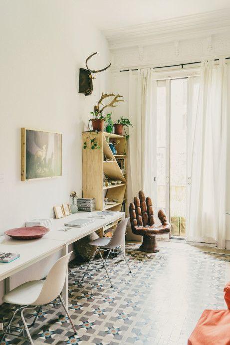 Andrew Trotter Mari Luz Vidal Home Interior Interior Design