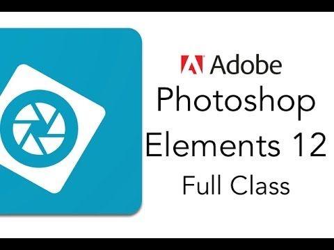 adobe photoshop elements 12 full tutorial youtube digital rh pinterest com manuel photoshop elements 15 photoshop elements manual 13