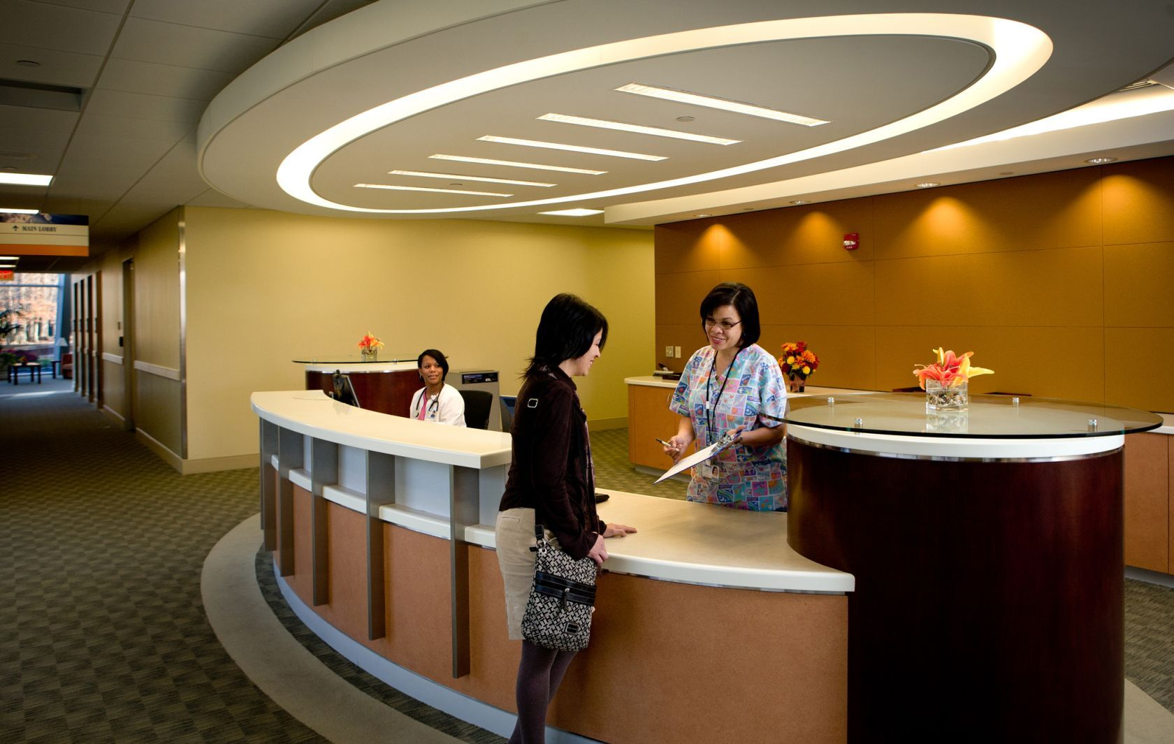 Virtual Tour Healthcare design, Hospital design