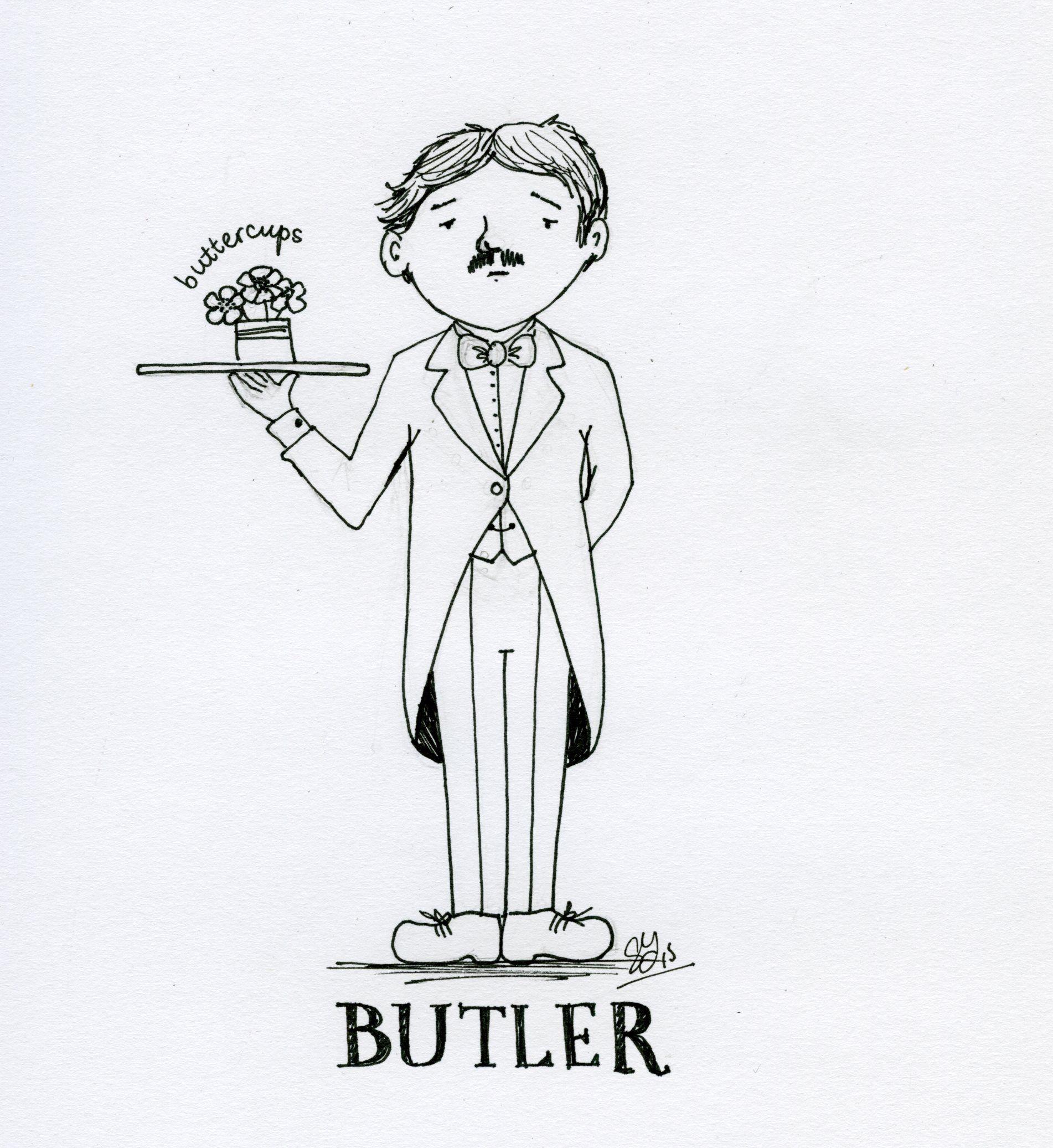 day 18 - #butler