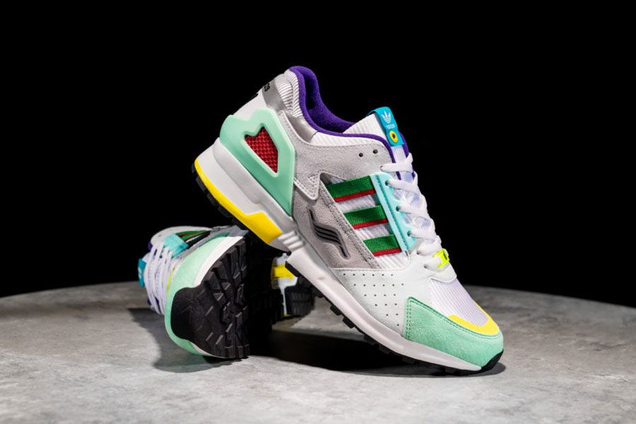 newest 09f38 56798 Overkill x adidas Consortium ZX 10000 C I CAN IF I WANT ...