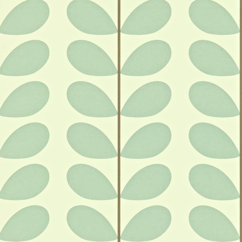 Behang classic stem is een van de kenmerkende patronen van