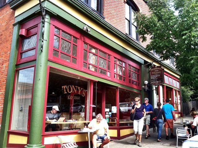 Tony S Coffee Built 1888 Bellingham Washington Vacation Plan Bellingham