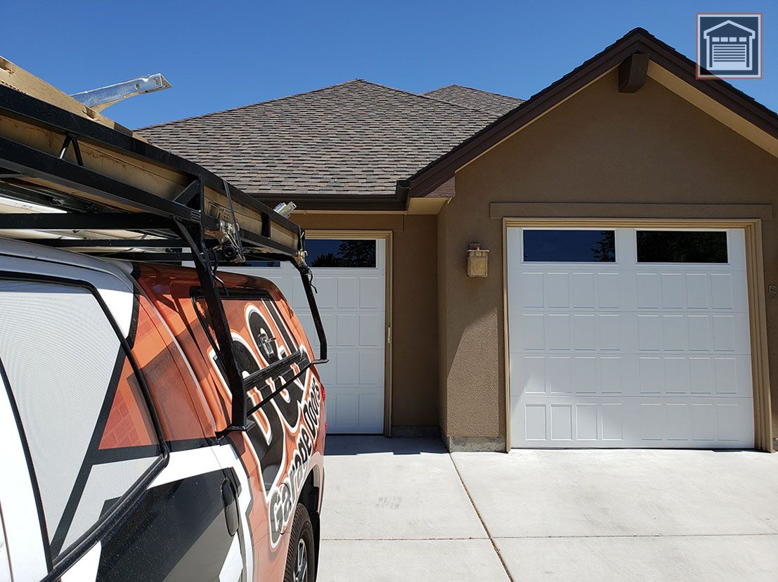 Garage Door Services In Boise Contact Us Garage Door Installation Garage Door Repair Service Garage Service Door