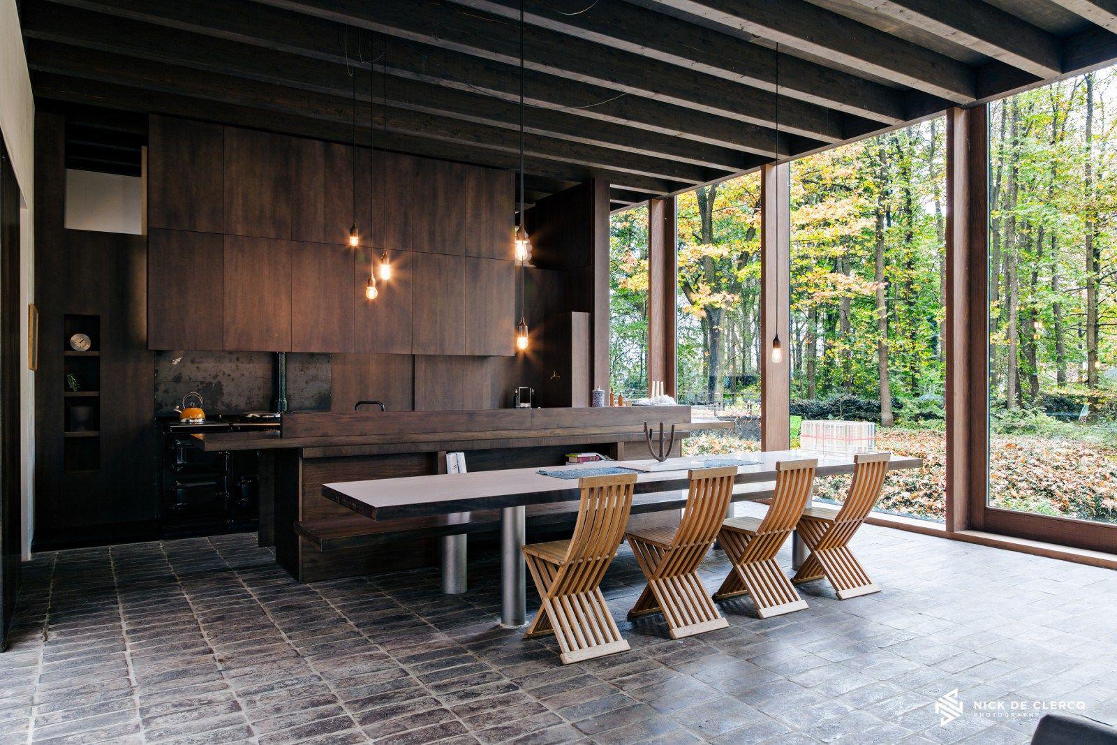 wabi-sabi architecture - nick de clercq photography   kitchen