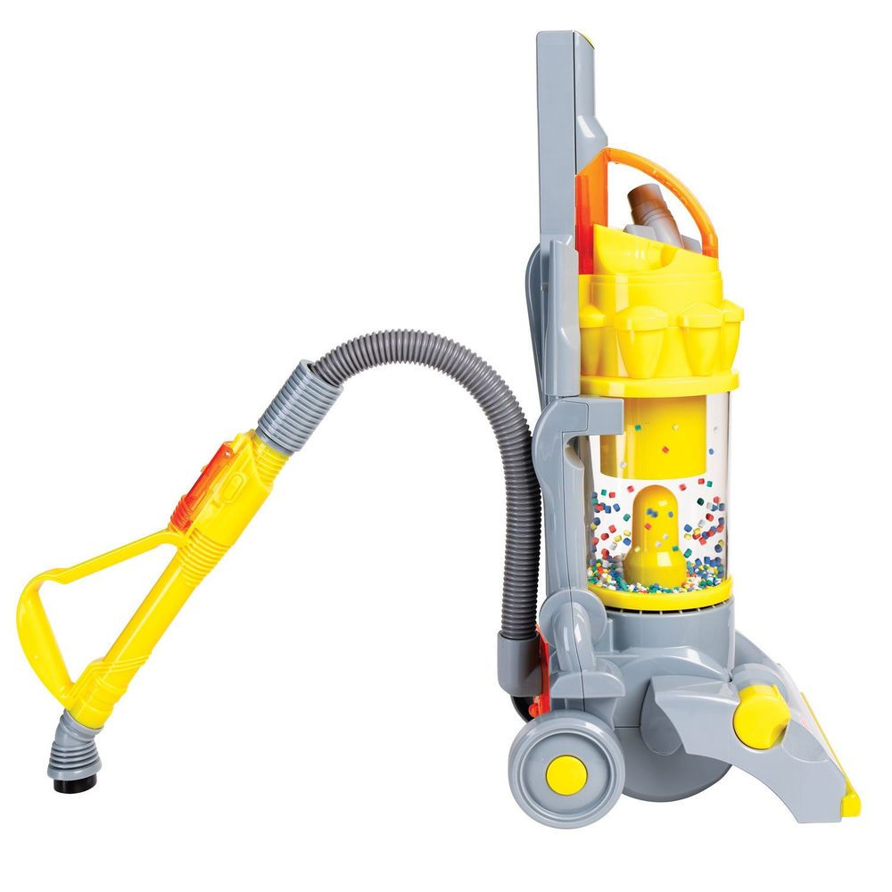 Best Toy Vacuum For Kids : Dyson dc kids toy vacuum cleaner yellow play with