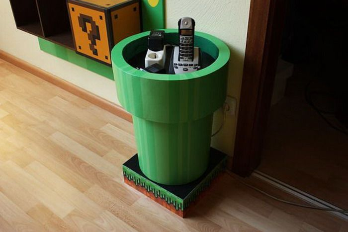 Trash Can Design For Room