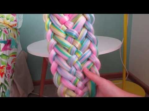 Twisted edge woven fishtail braid youtube braids pinterest twisted edge woven fishtail braid youtube ccuart Gallery