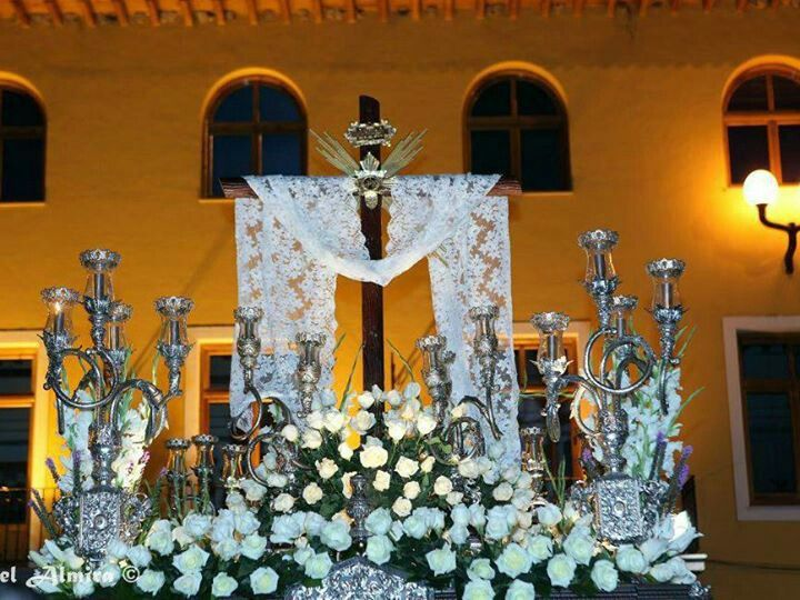 Cristo del Consuelo. Alcantarilla. Murcia.
