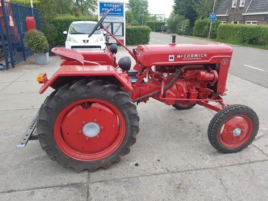 Mc Cormick International Dld2 Tracteur Agricole D Occasion Tracteur Tracteur Agricole Modelisme
