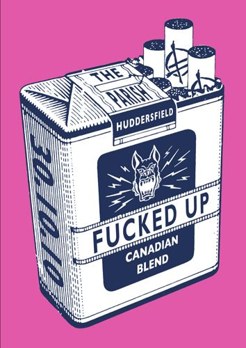 Fucked Up by Peter Otoole