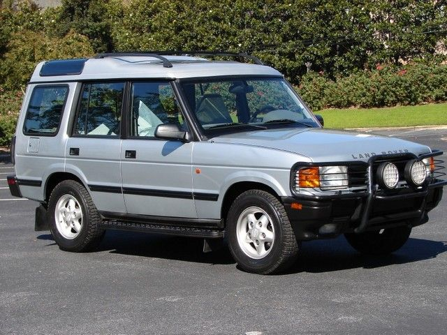 1996 Land Rover Discovery SE7 | Rigs | Pinterest | Land rovers, Rigs
