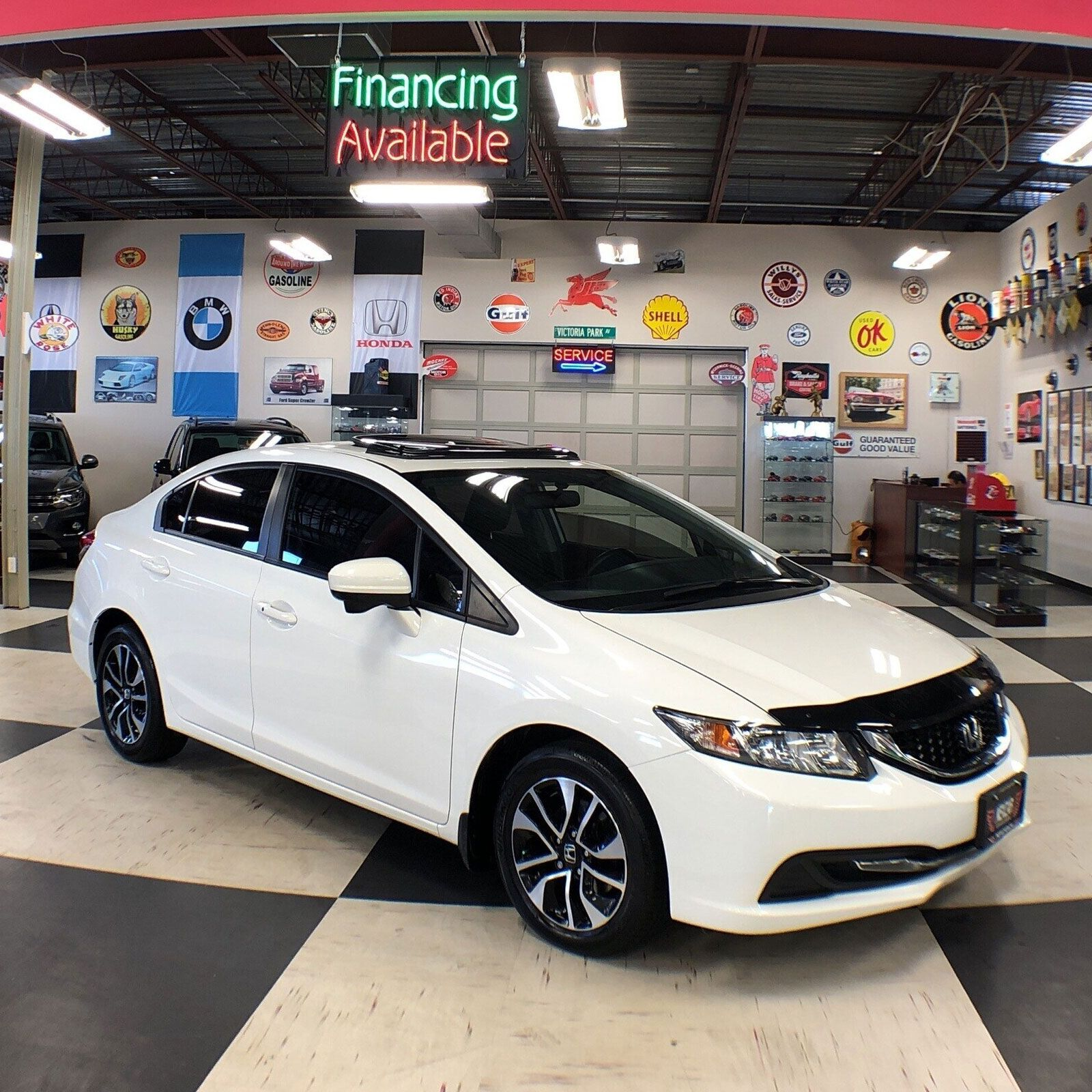 A Deal So Good It S Frightening Honda Civic Used Honda Civic Civic For Sale