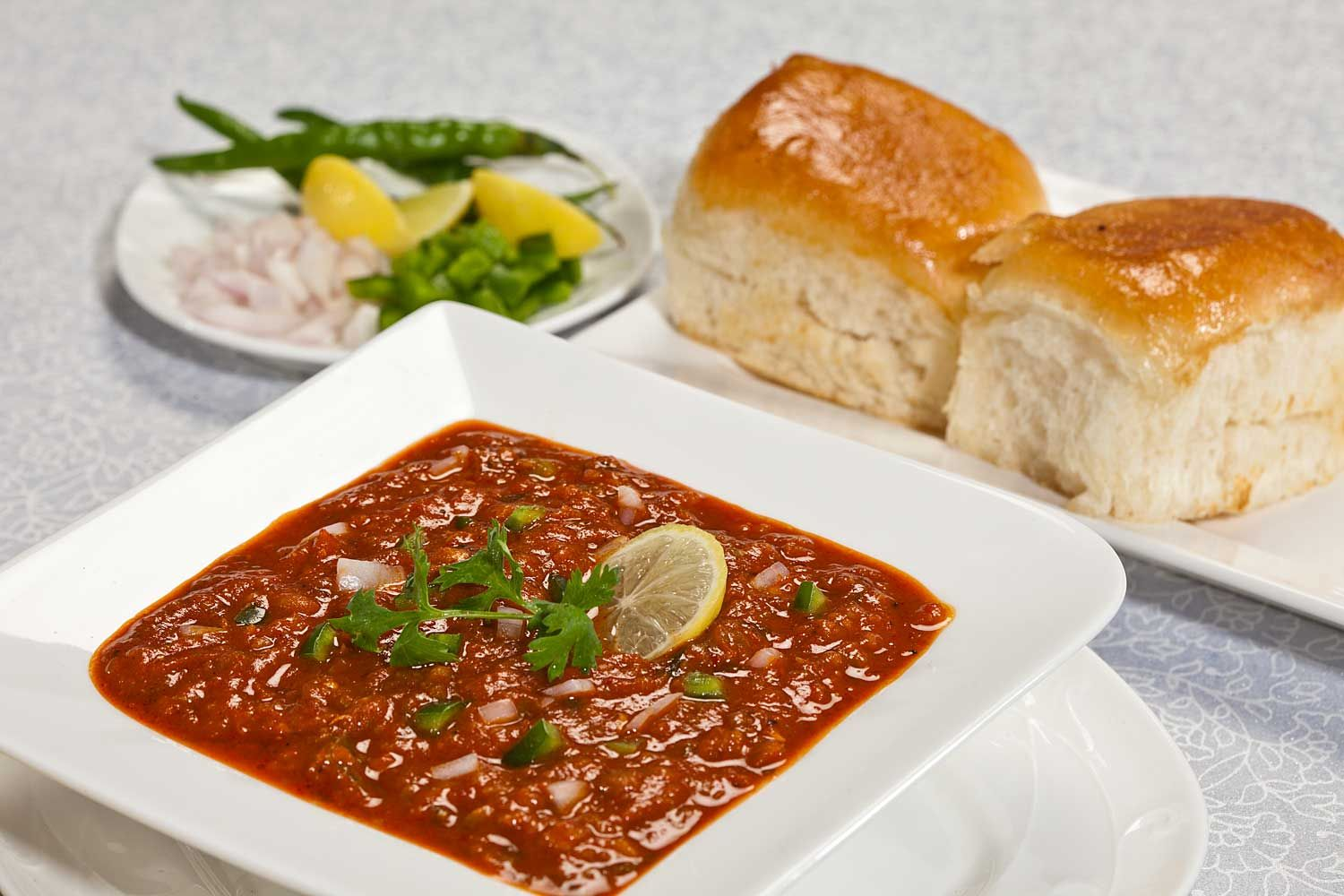 Pav bhaji a tasty version of mixed vegetables recipe pav pav bhaji a tasty version of mixed vegetables recipe indian street style forumfinder Gallery