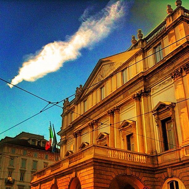 Il Teatro alla Scala di Milano, citato spesso ...