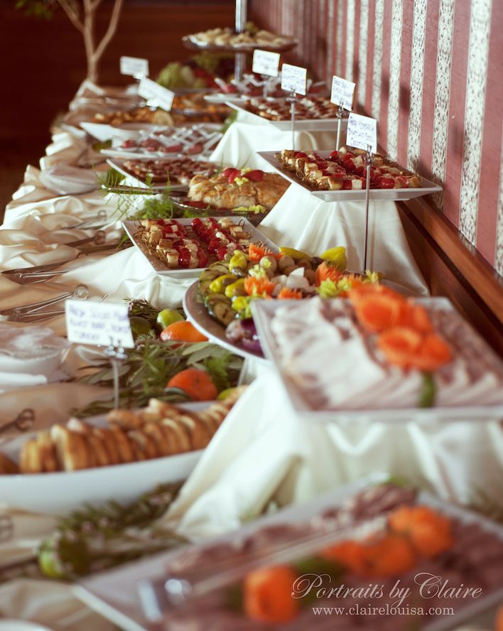 Destination Weddings Wedding Appetizers