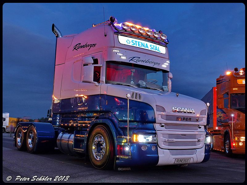 SCANIA T LONGLINE - Runeborgs - Sweden | Everything Trucks