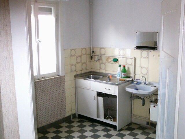 Ehemalige Küche wird bad Häuschen Pinterest - 6 qm küche einrichten
