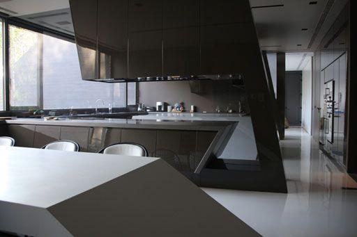 Muebles de Cocinas Aries & A-cero Joaquin Torres ❥ Follow me on ...