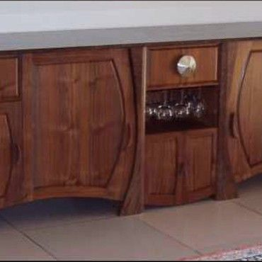 Demilo Sideboard Was A Custom Piect We Did For Local Tampa