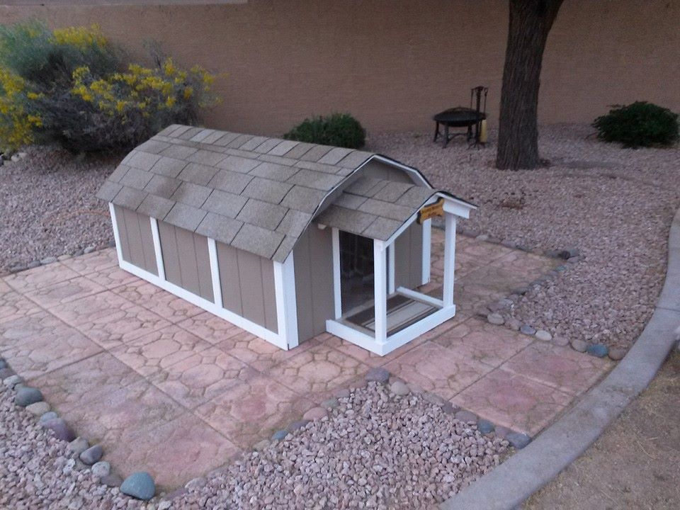 Ricky Lee's Air Conditioned Dog Houses 3XLarge