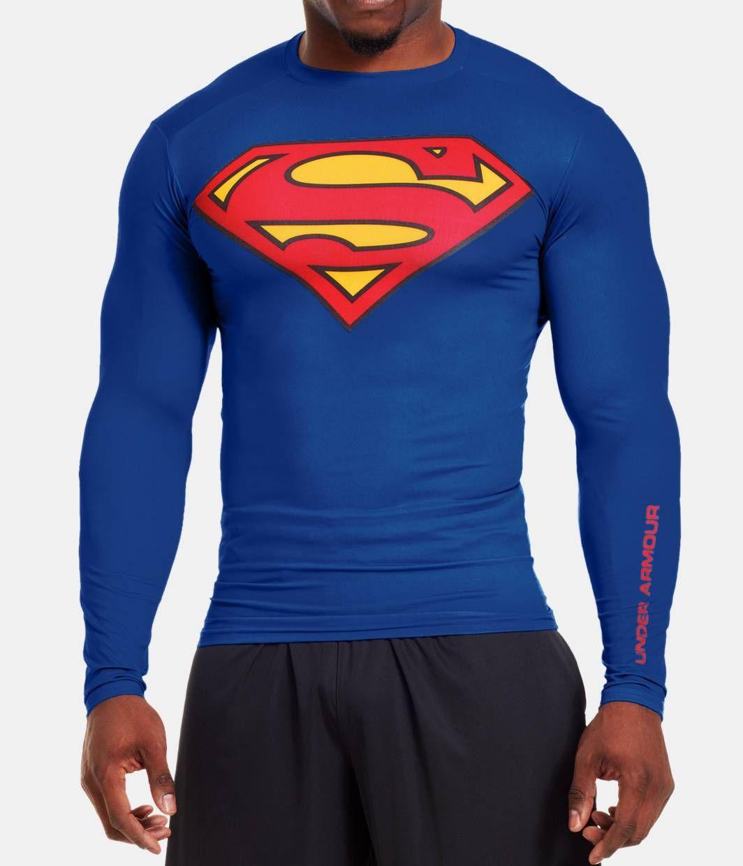 Descanso aleación calificación  Cheap under armour superman shirt Buy Online >OFF45% Discounted