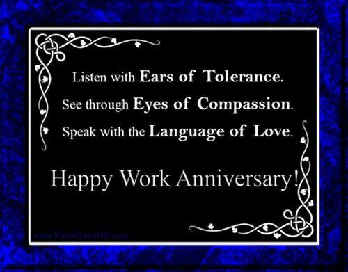 Workanniversaryquotes7 Encouraging Quotes Work Anniversary