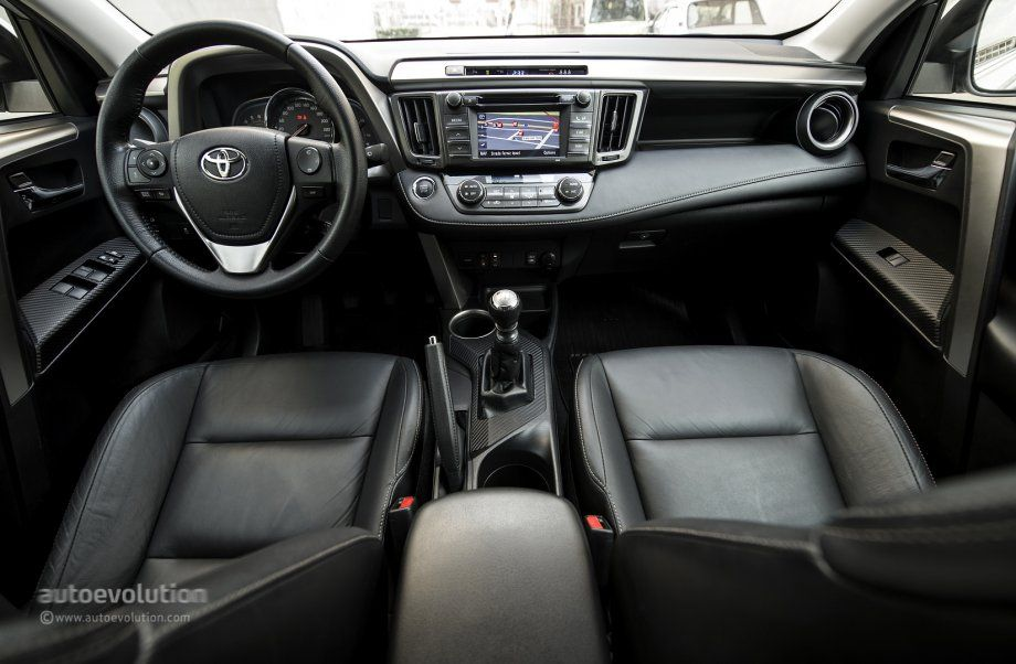 toyota rav 4 2013- manual