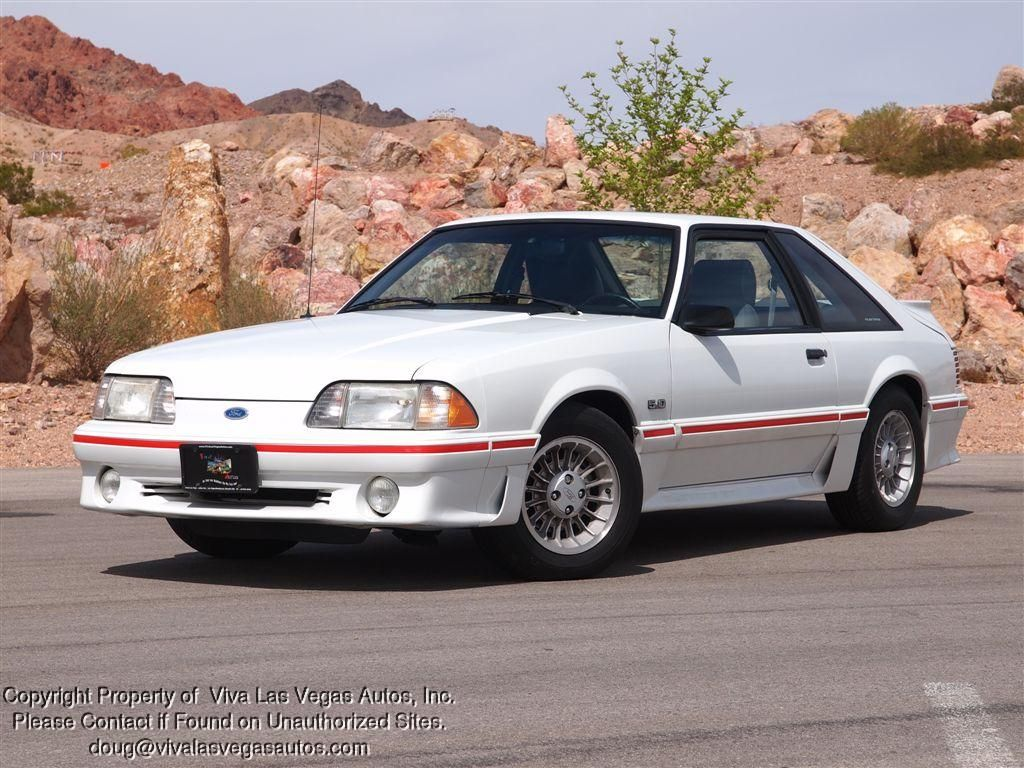 Ford mustang gt 5 0 fox body 5 speed
