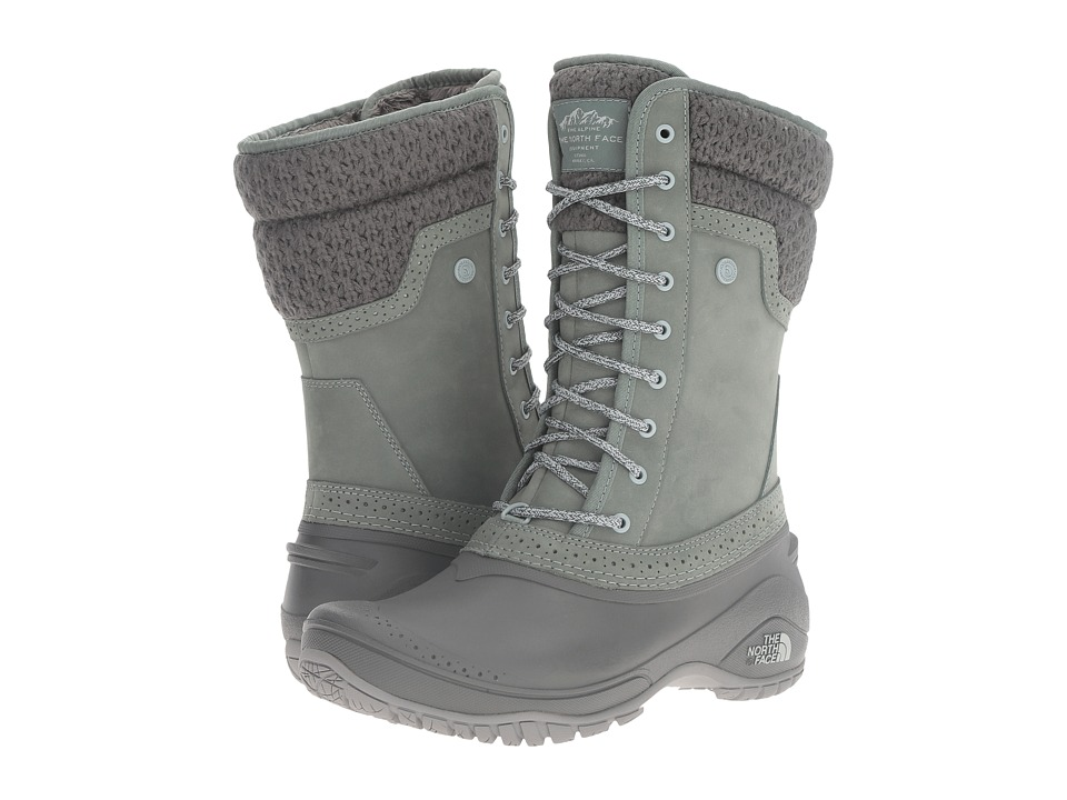 718dae4a0 THE NORTH FACE THE NORTH FACE - SHELLISTA II MID (DUCK GREEN/WROUGHT ...