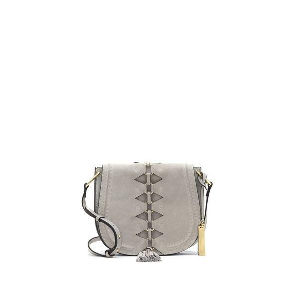 513eeb9b7555 Vince Camuto Ancel Grommet-embellished Flap Bag - Vince Camuto - BLUE HEAVEN  - 1 SIZE