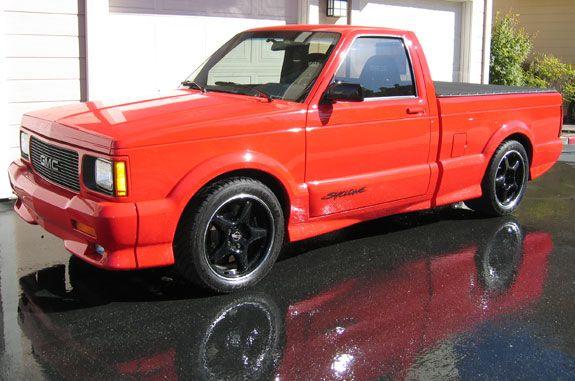 Gmc Syclone Gmc Pickup Trucks Sport Truck Gmc Trucks
