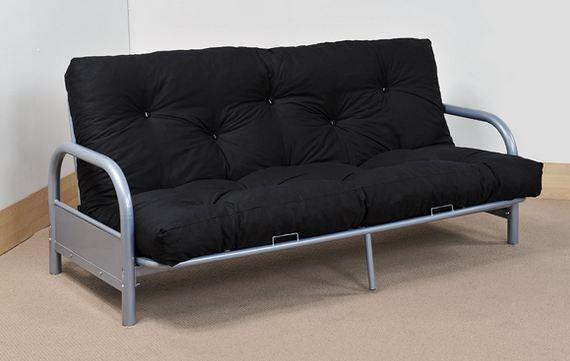 Phenomenal Superb Double Bed Convertible Sofa Sleeper Futon On Gumtree Machost Co Dining Chair Design Ideas Machostcouk