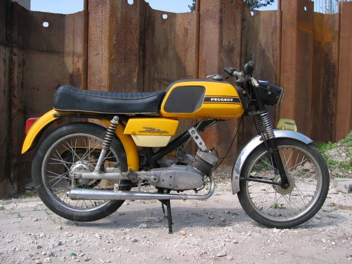 Peugeot TS Rallye 1963 MotoLust Pinterest Peugeot, Mopeds and