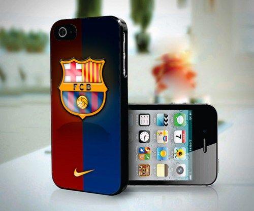 brand new 3c287 cae57 Nike FCB Barcelona Football Logo design for iPhone 5 case | iPhone 5 ...