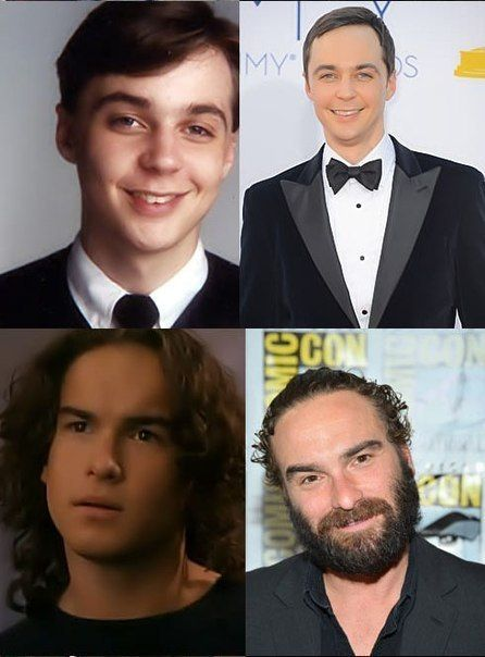 From babies to men. :)