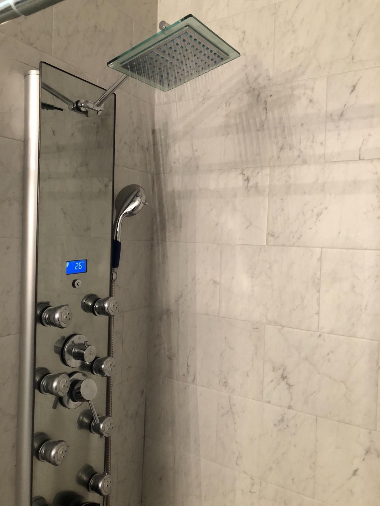 Best Shower Panel Reviews In 2020 Shower Panels Glass Shower