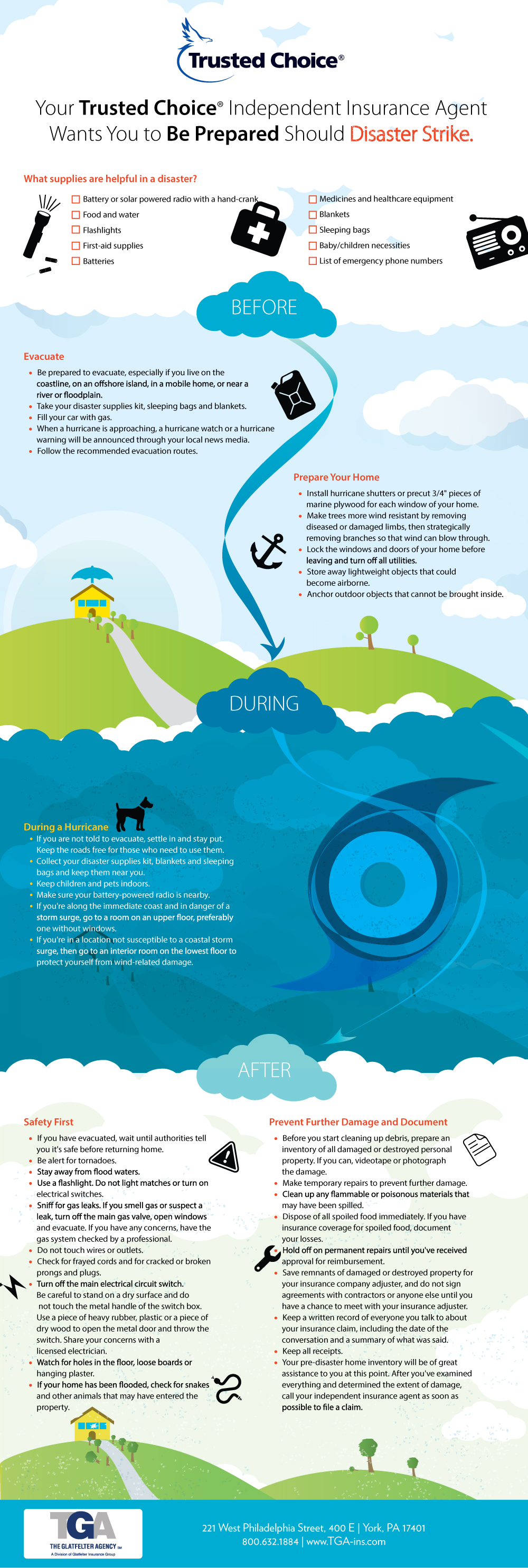 Here S A Helpful Infographic On Severe Weather Preparedness Severe Weather Free Infographic Infographic