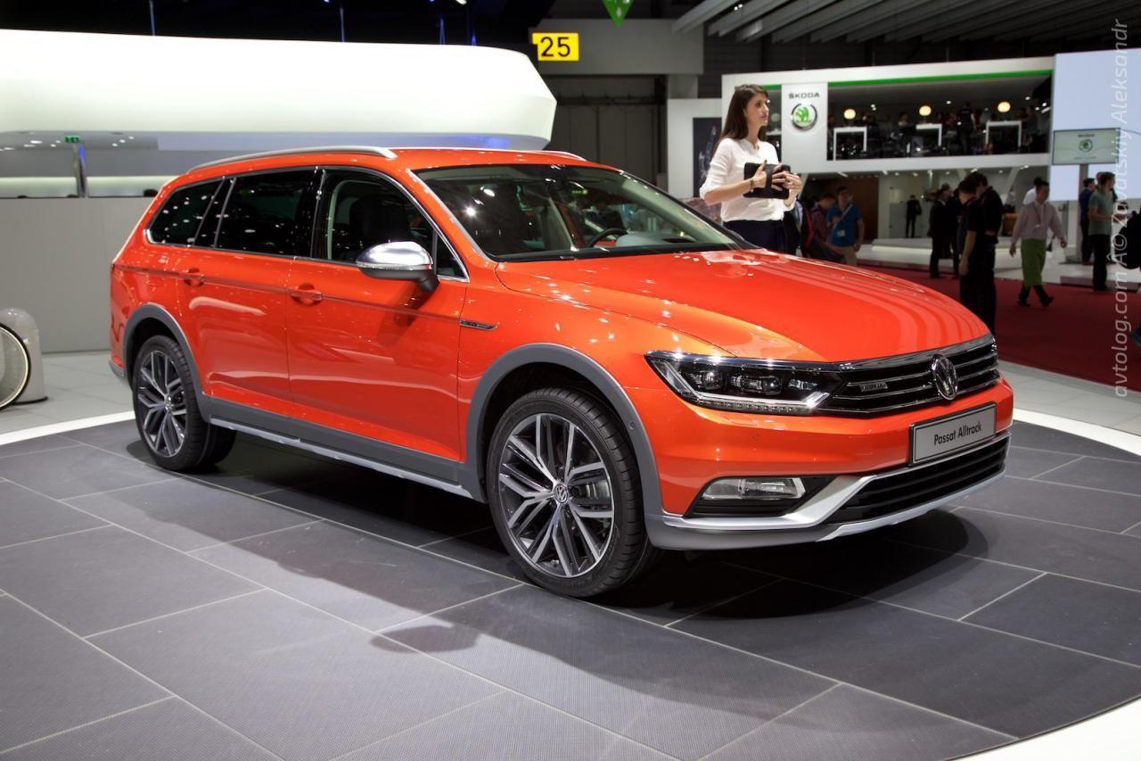 Passat Alltrack Usa >> Usilennyj 2015 Volkswagen Passat Alltrack Volkswagen Passat