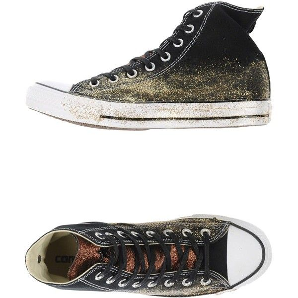 Converse Limited Edition Sneakers (€200) ❤ liked on Polyvore featuring  shoes 15f1d0a795539