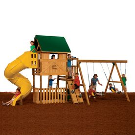 1744 Playstar Great Escape Silver Expandable Residential Wood